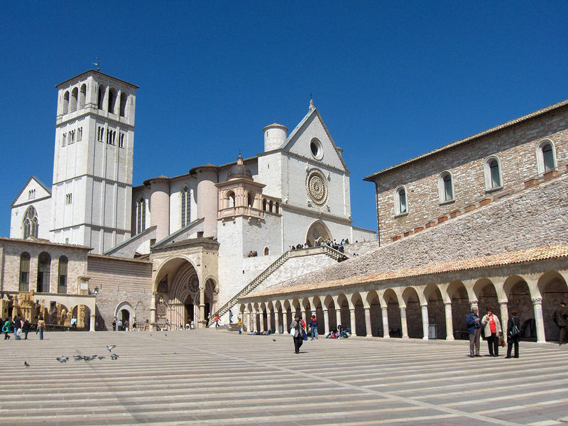 Basilica.Francis